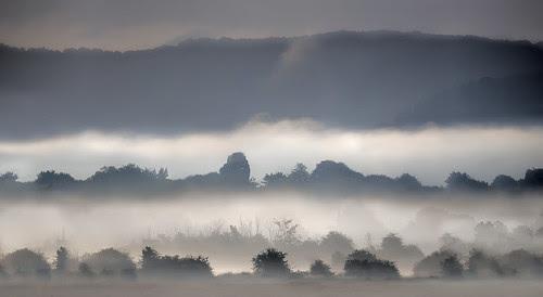 Morningt Mist, Newport por wentloog