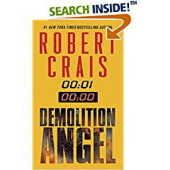 Book Review: Robert Crais' Demolition Angel