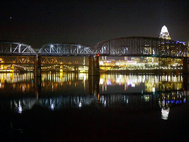 The Ohio at Cincinnati