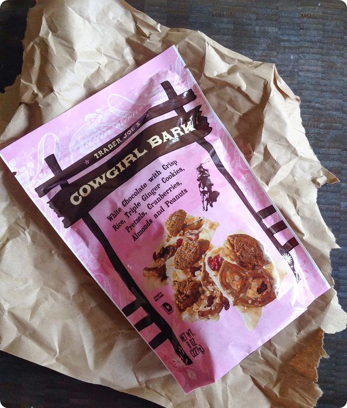 trader joe's cowgirl bark review