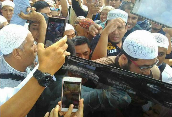 Pelajaran Dari Pembubaran Ceramah Ustadz Dr Khalid Basalamah Muslim Bersatulah Voa Islam Com