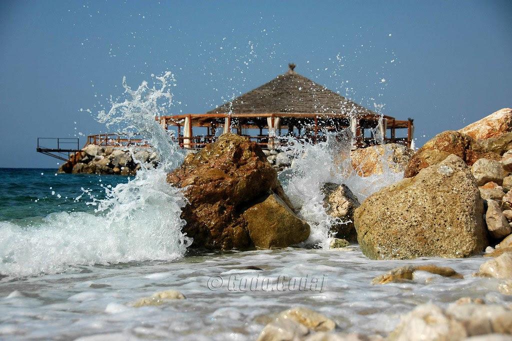 Wave vs Rock.Jonufër-Vlorë.