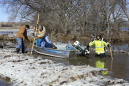 The Latest: Downstream Missouri River prepares for flooding
