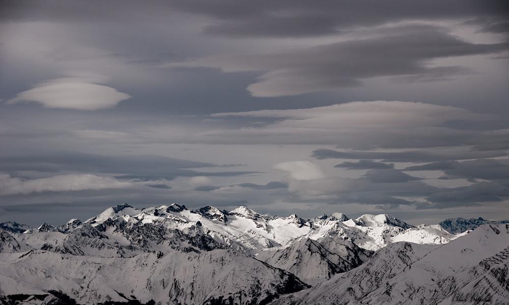 nubes y montañas de aran 2