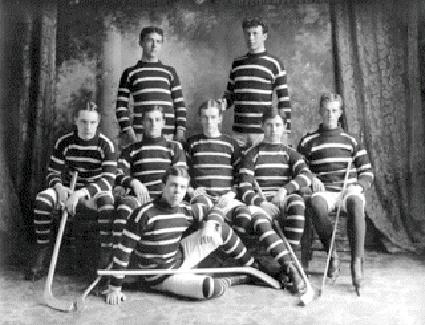1910 McGill University team, 1910 McGill University team