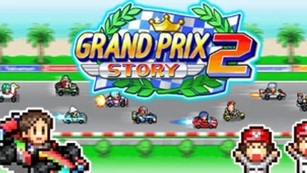 Grand Prix Story 2 v1.6.1 Apk Mod [Money]