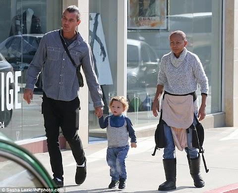 Check out Gwen Stefani's husband's new Nanny!