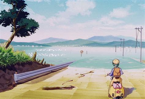 anime beach scenery tumblr