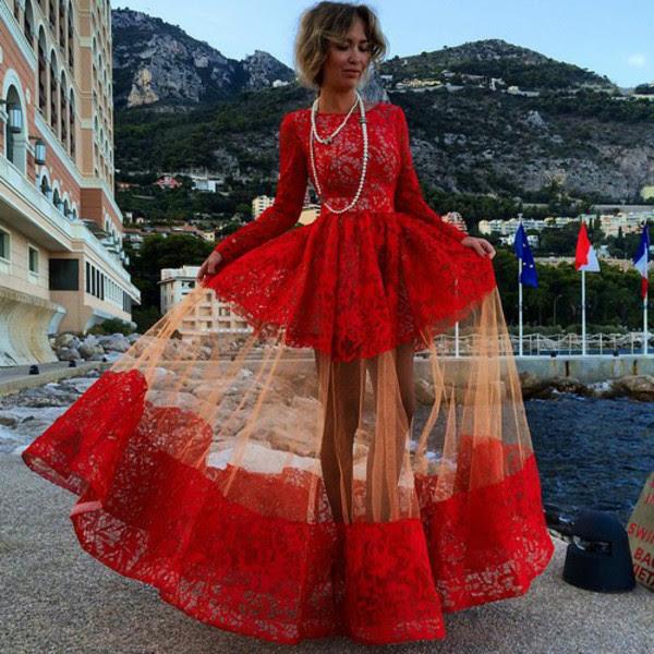 Elegant evening dresses italy