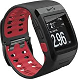 Nike+ SportWatch GPS Powered by TomTom Black/Red 並行輸入品