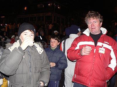 Paul + Clem + Papa chocolat