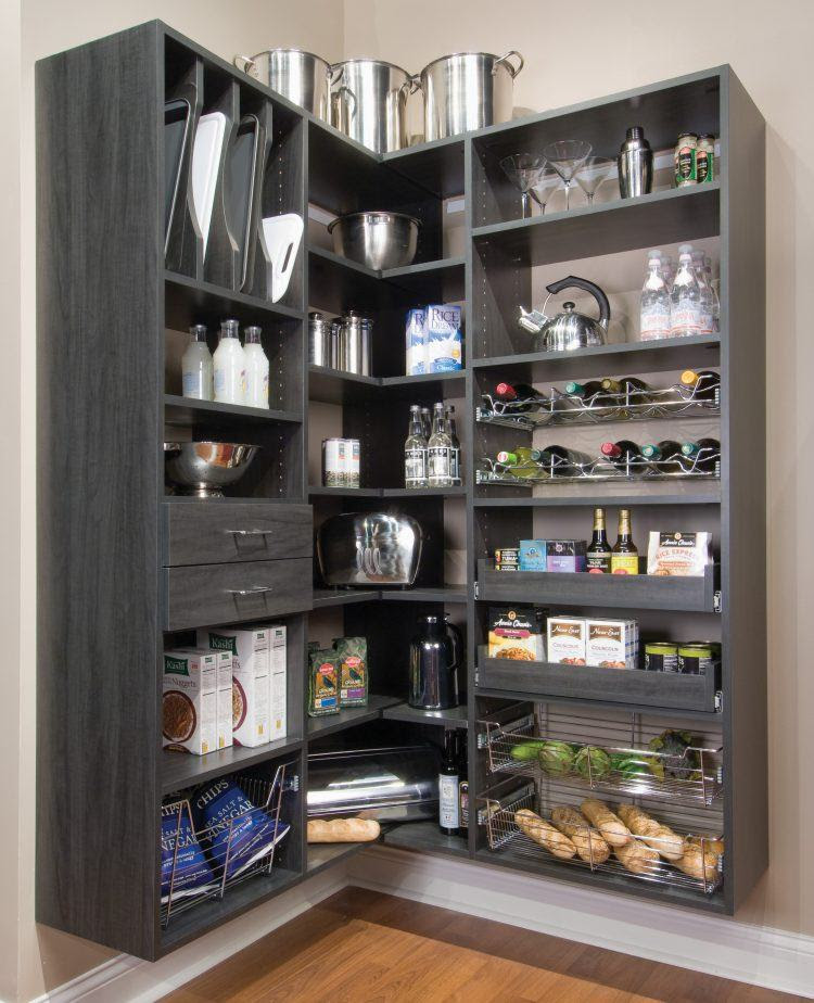 20 Cool Corner Shelf Designs For Your Home