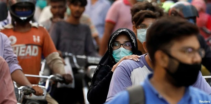 1,579 coronavirus cases, 52 deaths reported in Pakistan