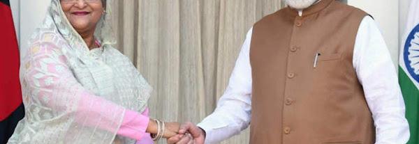 Bangladesh PM Hasina thanks PM Narendra Modi for Covid-19 vaccine gift