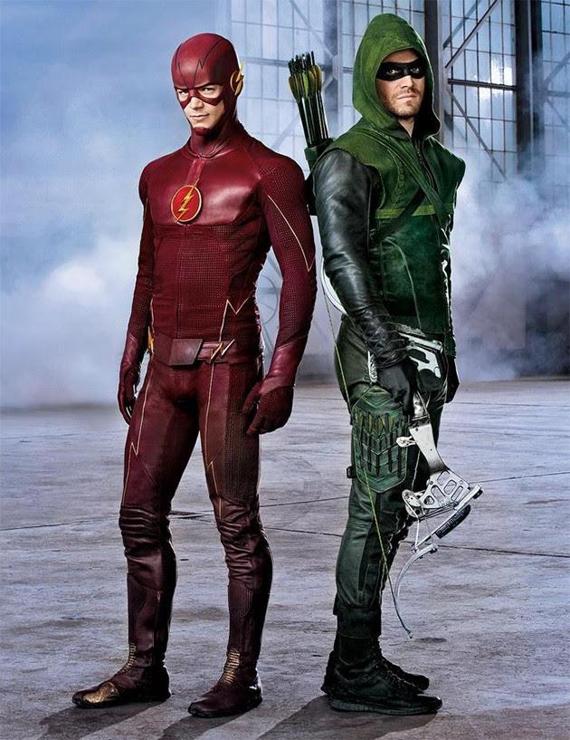 CW renova todas as suas séries
