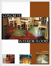 Free Concrete Catalogs - Patios, Driveways, Stamped, Stained Pool