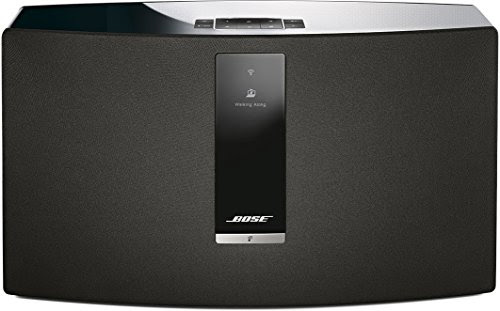 Bose SoundTouch 30 Series III ワイヤレススピーカー Bluetooth・Wi-Fi対応 ブラック SoundTouch 30 III BLK【国内正規品】