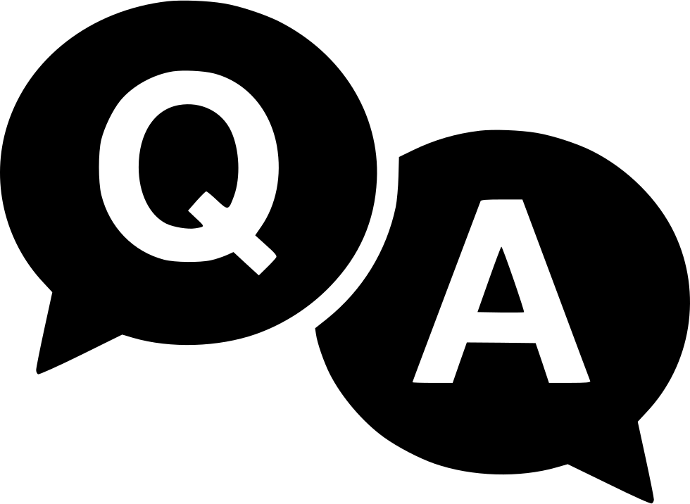Questions Answers Svg Png Icon Free Download (#569498 ...