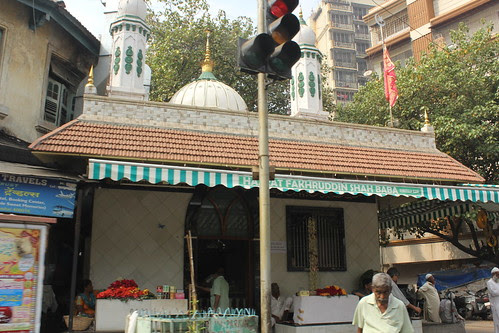 I Found Peace here at Fakhruddin Shah Babas Dargah Mahim.. by firoze shakir photographerno1