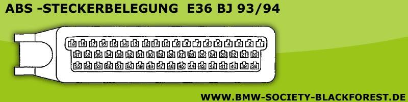 Schaltplan E36 Coupe