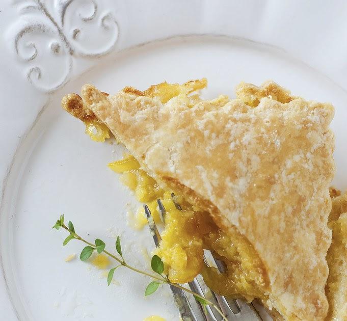Shaker Lemon Pie and the Giveaway Winner!