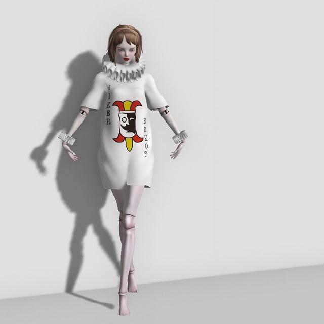 Free Mesh Avatar & Dress