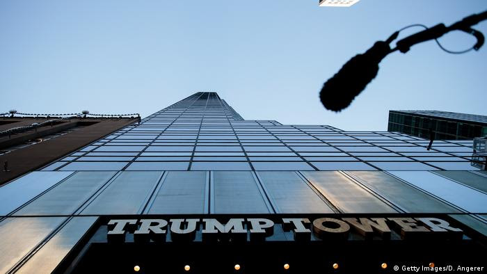 USA Trump Tower, New York City (Getty Images/D. Angerer)
