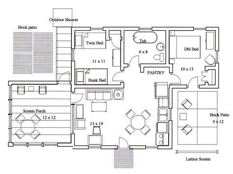 autocad floor plan template   draw  sample drawings