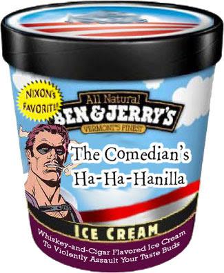 Watchmen Ice Cream