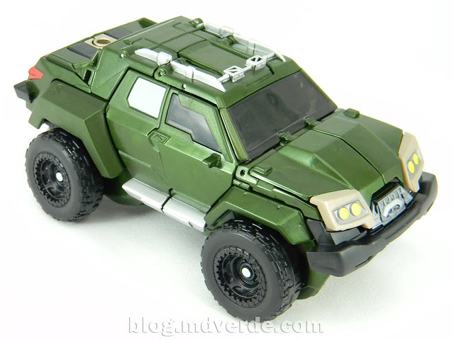 Transformers Bulkhead - Prime First Edition Takara - modo alterno