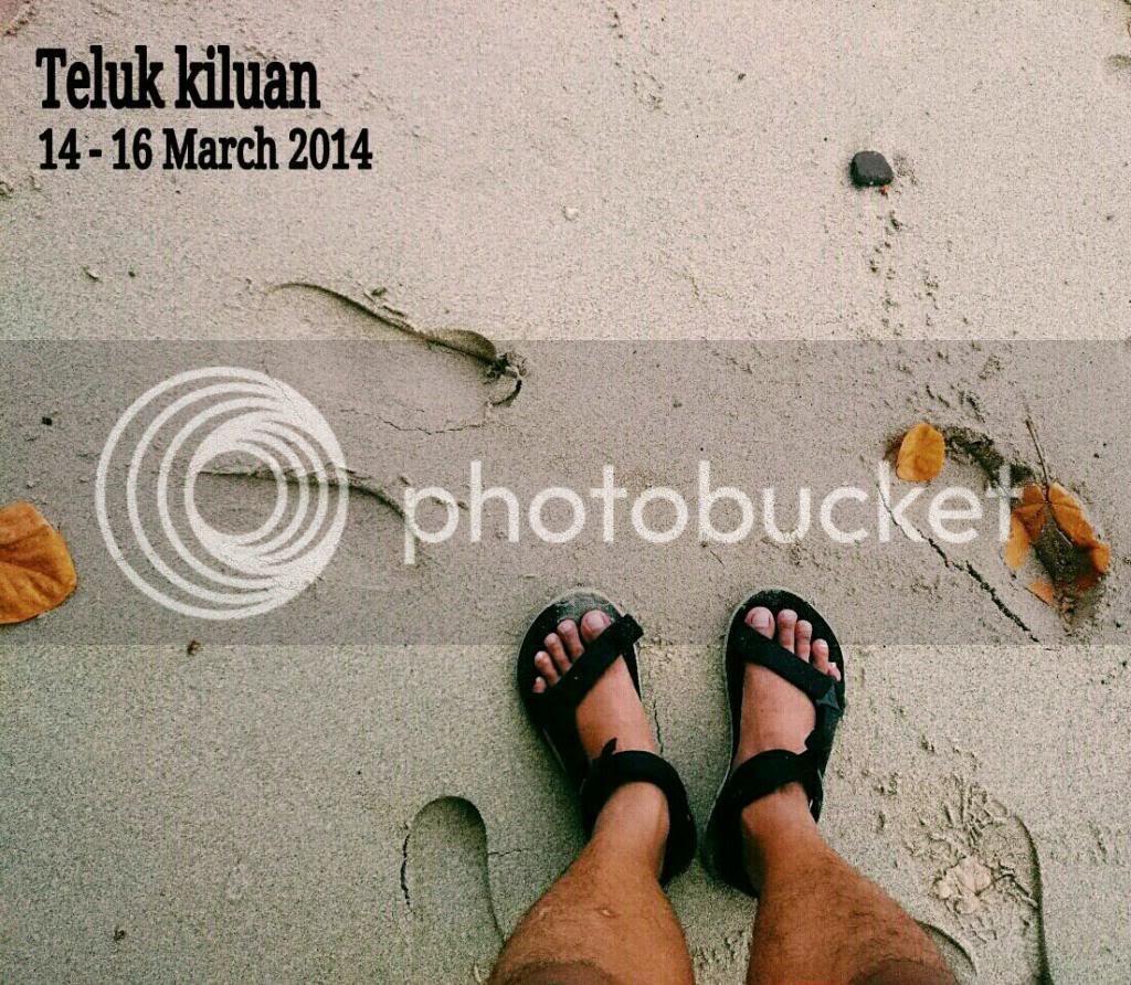 Indahnya teluk kilauan, Lampung !