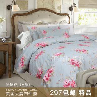Online Get Cheap Shabby Chic Bedding -