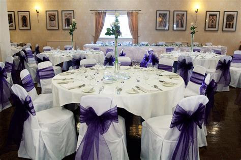 Wedding Table Decorations Cadbury Purple   t Wall Decal