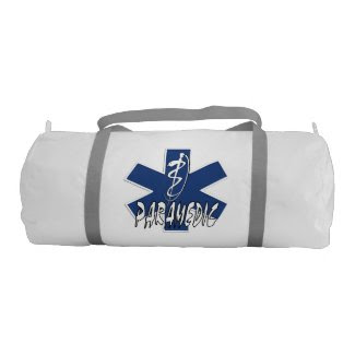 Paramedic Action Gym Duffel Bag