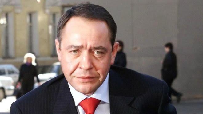 Hình ảnh Một cựu bộ trưởng Nga đột tử trong khách sạn ở Mỹ số 1