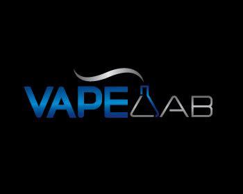 vape lab logo design contest logo designs  sandc
