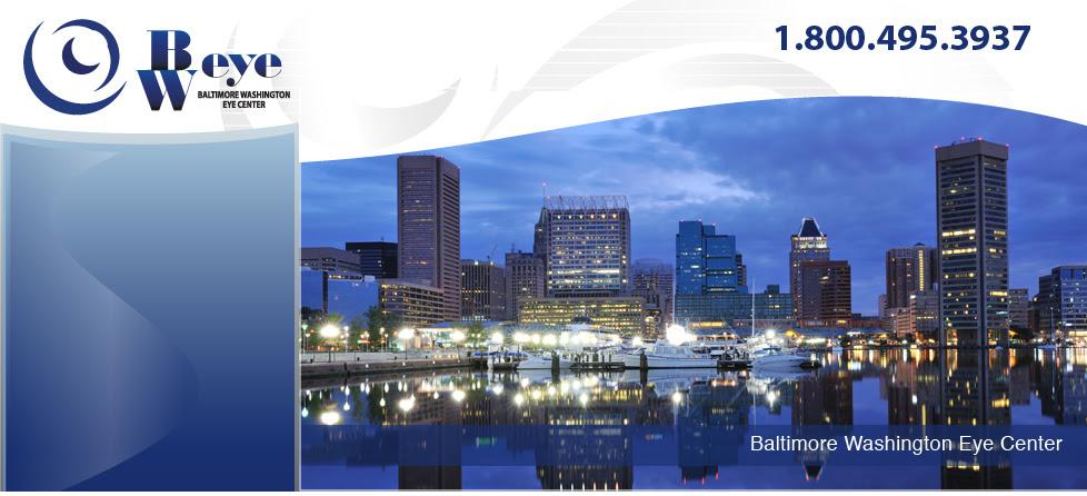 Bladeless LASIK & Laser Cataract Surgery at Baltimore Washington Eye Center