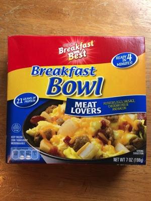 Review: Breakfast Best Meat Lovers Breakfast Bowl - Celiac ...