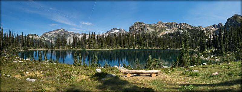 Eva Lake, Mt. Revelstoke National Park
