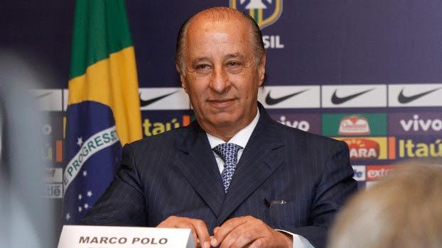 Marco Polo Del Nero assume a presidência da CBF em abril de 2015