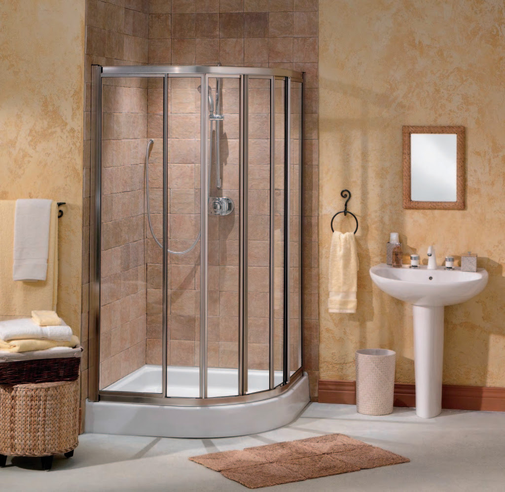 Corner Shower Units for Small Bathroom: Solving Space ...
