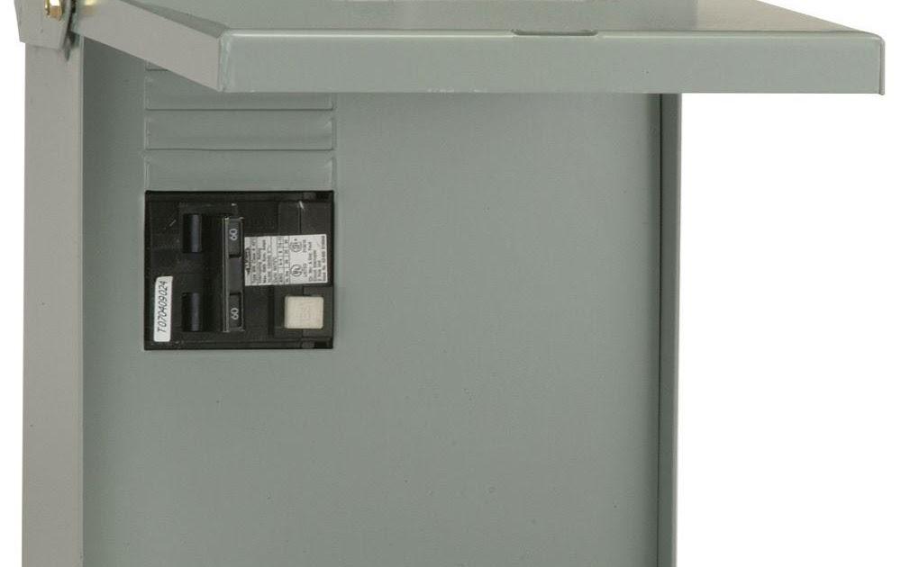 21 Fresh 60 Amp Disconnect Wiring Diagram