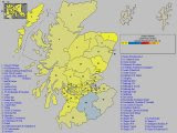 UK General Election Forecast for Scotland