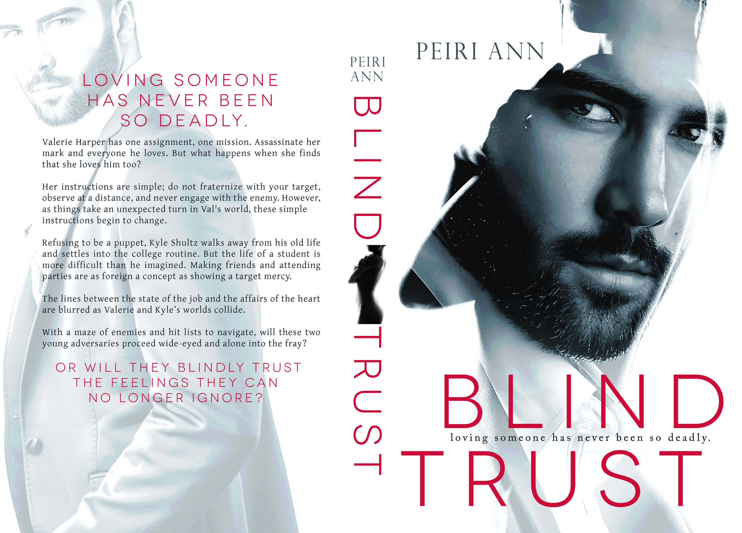 Blind Trust Book Review A Madison Mom