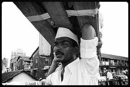 The Heavy Mumbai Rains Could Not Dampen The Promptness And The Spirit Of Work Of The Dabbawalas Of Amchi Mumbai by firoze shakir photographerno1
