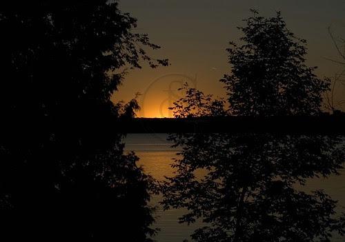 Orillia - After Sunset at Bass Lake Provincial Park