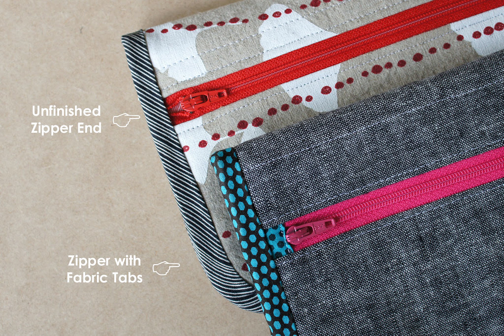 zipper-ends