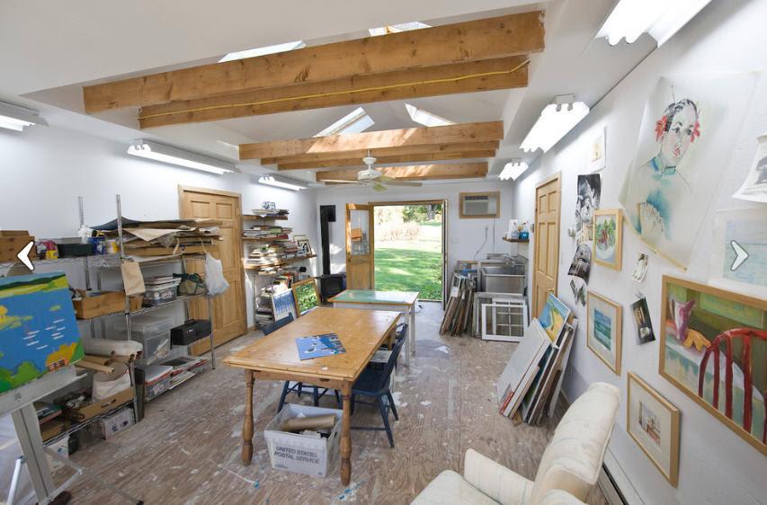 Art Studio Room Ideas - Home Design Architecture