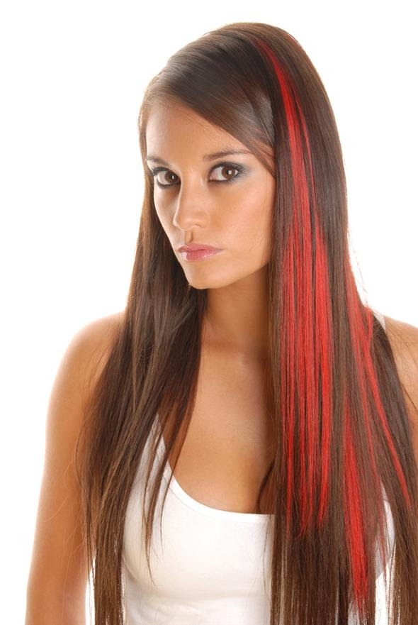 Color Hair Extensions Hair Style Trends