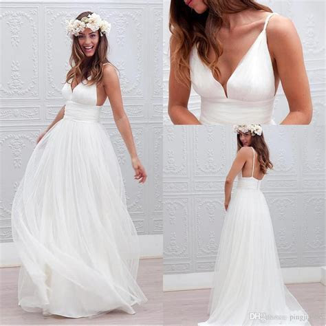 Beach Wedding Dresses   Fashdea